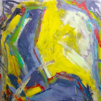 Acryl auf Leinwand 168 x 136 cm