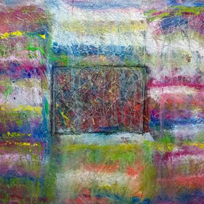 Acryl af Leinwand 106 x 146 cm