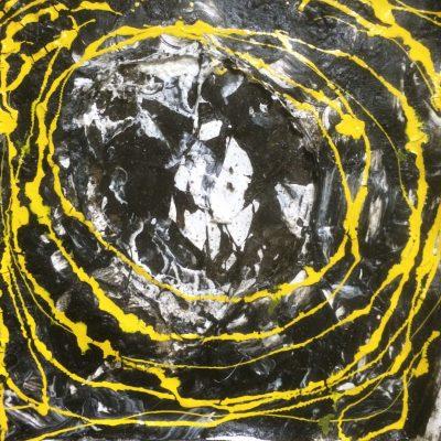 Acryl auf Leinwand; 50x50cm