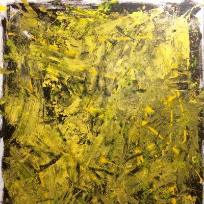Acryl auf Leinwand 145 x 121 cm