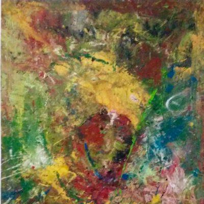 Acryl auf Leinwand 120x95cm